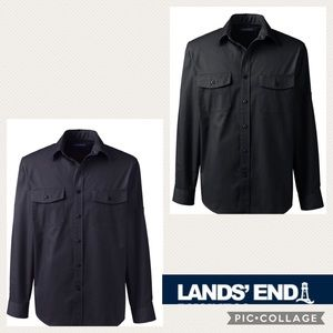 LANDS END Women Work Shirt Bundle
